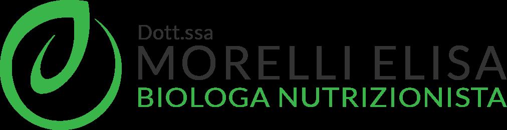 Elisa Morelli - Biologa Nutrizionista